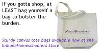 IndianaHomeschoolers Tote